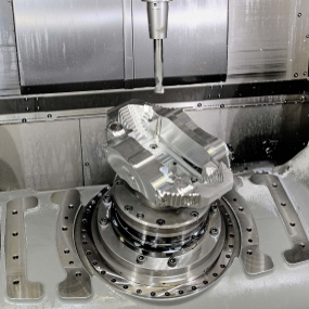 Alcon Components - Hermle-Erowa production cell
