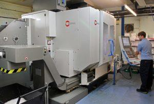 Hermle 5-axis machining centre