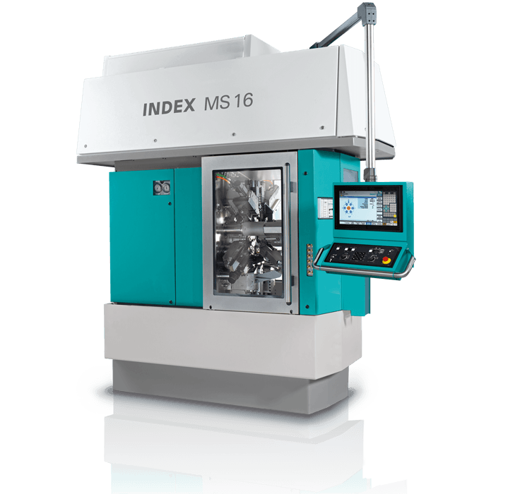 Index MS16 multi spindle machine