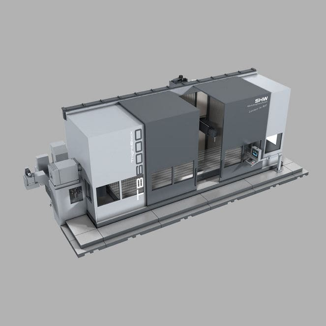 SHW TightBlock 6000 Machine