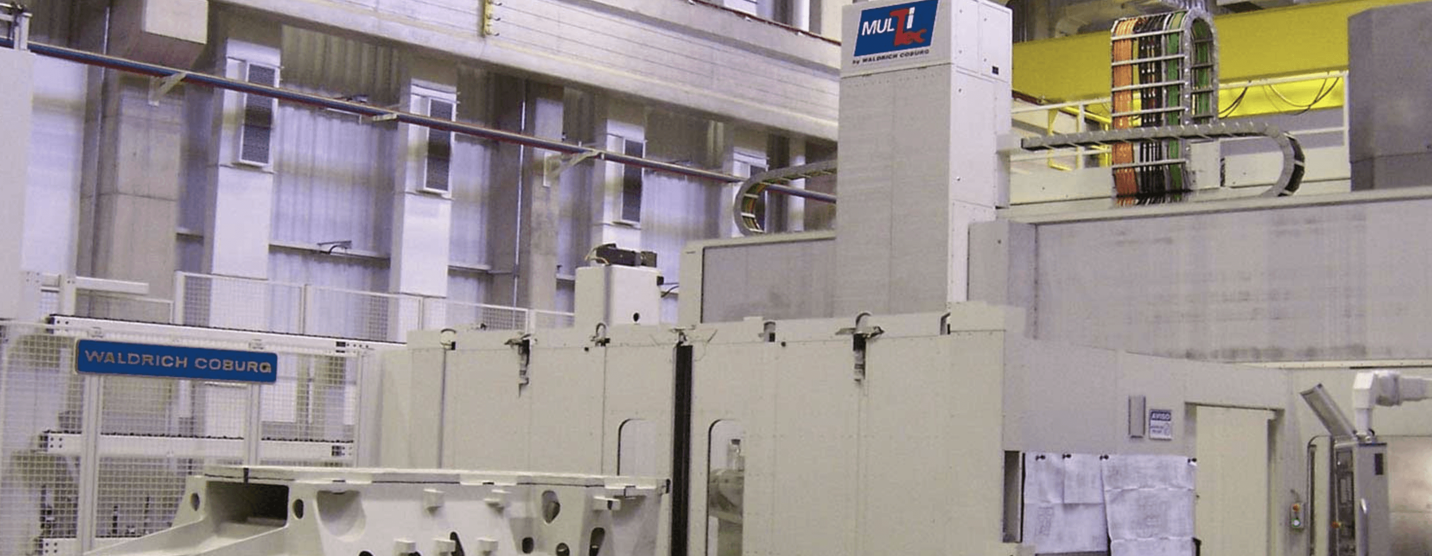 Waldrich Coburg MultiTec Machine