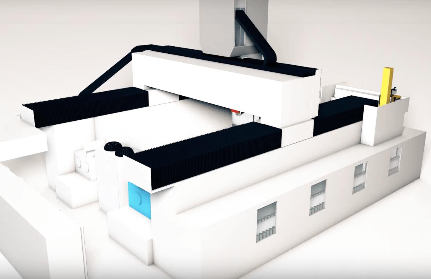 Waldrich Coburg MultiContour Machine