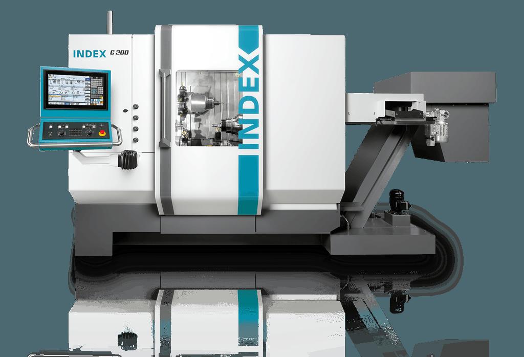 Index C200 turning machine