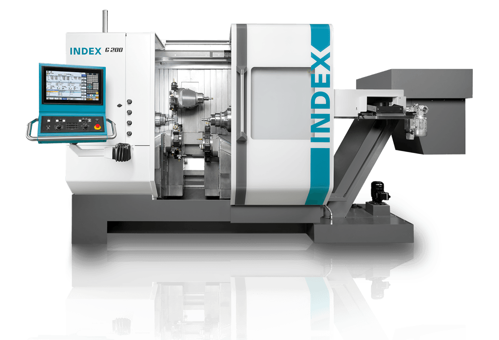 Index G200 mill/turn machine