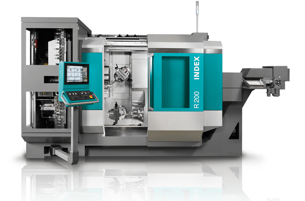 Index R200 mill/turn machine