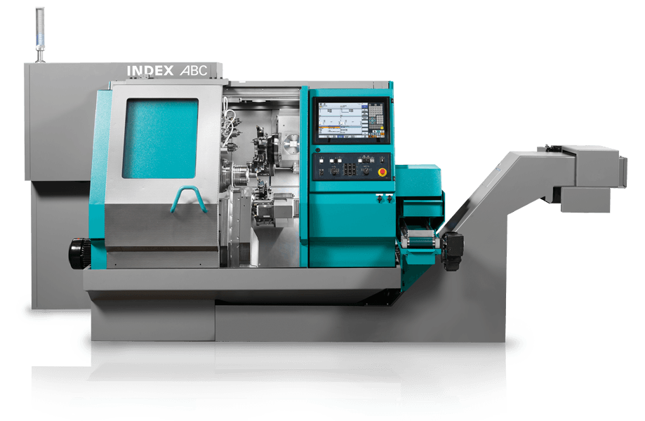Index ACB turning machine