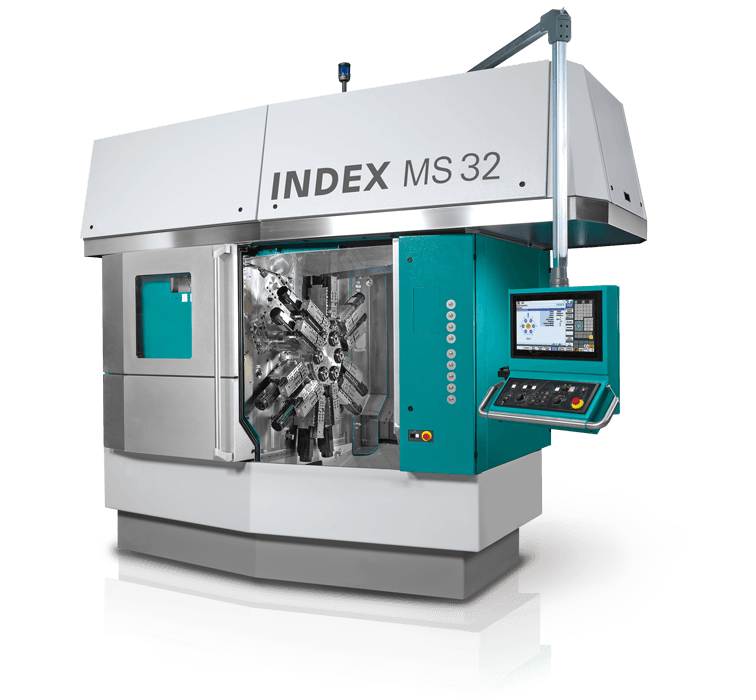 Index MS32 multi spindle lathe