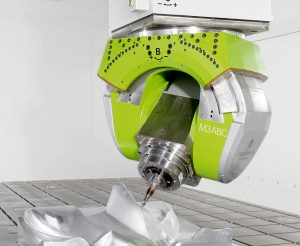 Zimmermann's FZH400 machining centre