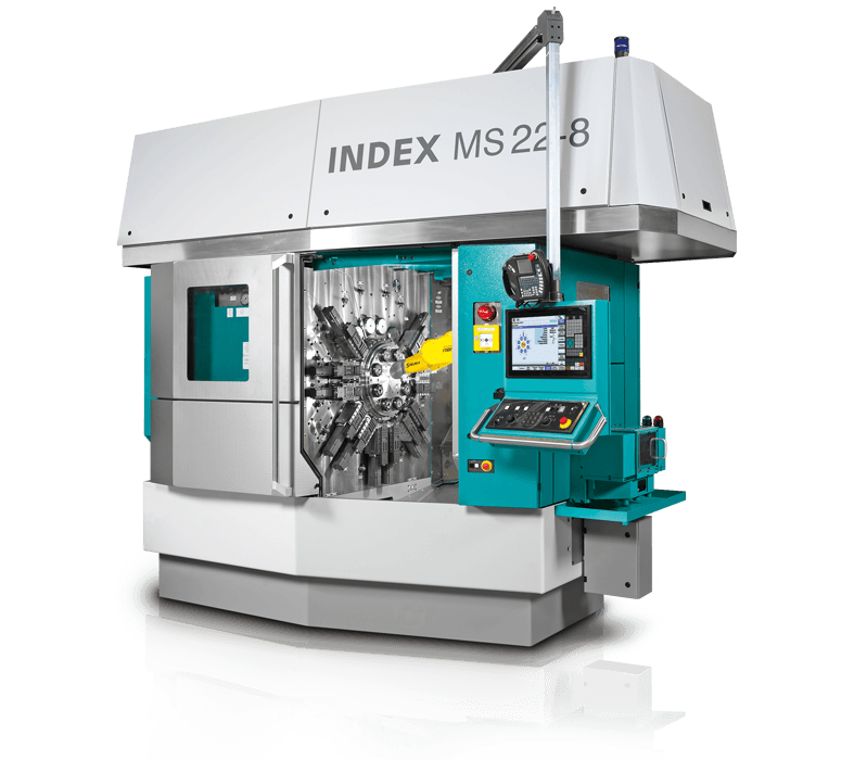 Index MS22-8 multi-spindle machine