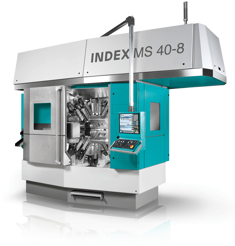 Index MS40-8 multi spindle machine
