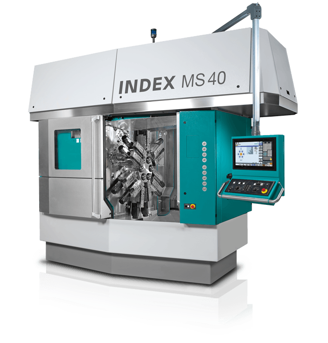 Index MS40 multi-spindle machine