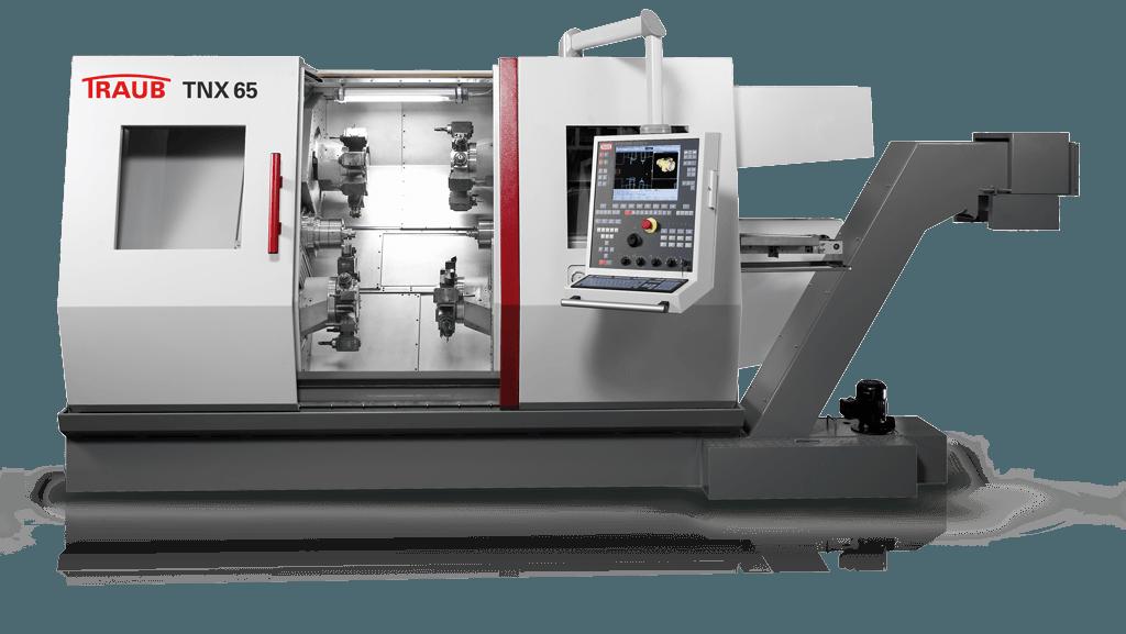 Index TNX65 mill/turn machine