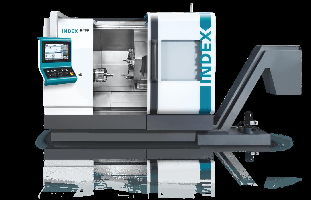 Index-b400-turning-machine