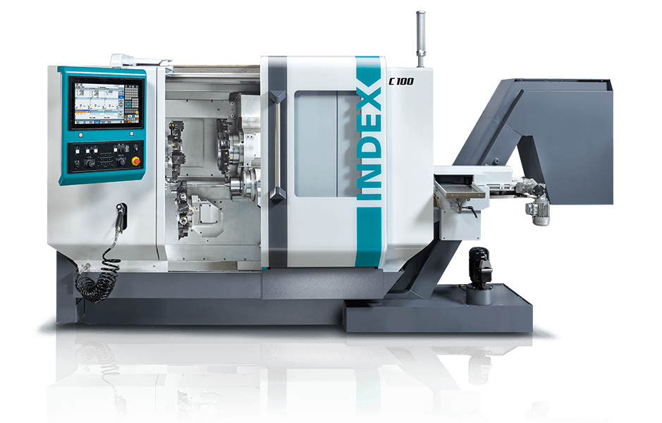 Index C100 turning machine