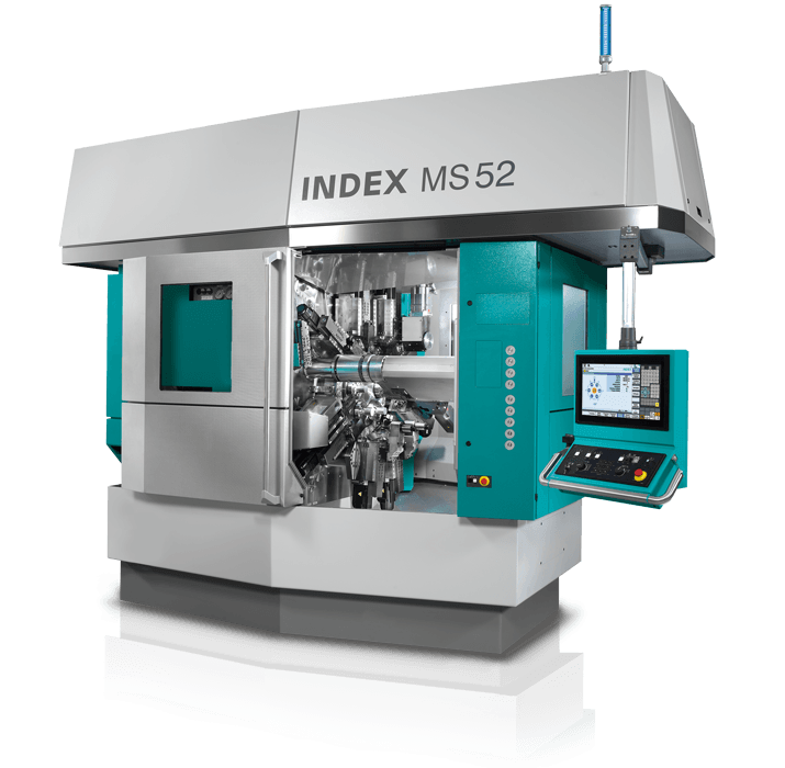 Index MS52 turning machine
