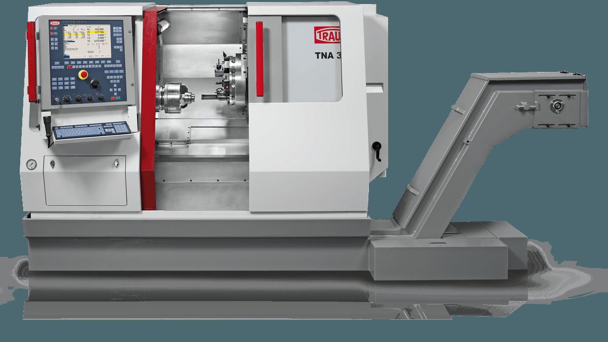 Traub TNA300 universal turning machine