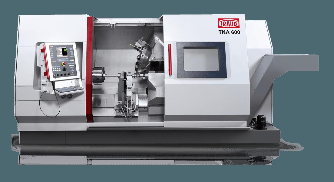 Traub TNA600 turning machine