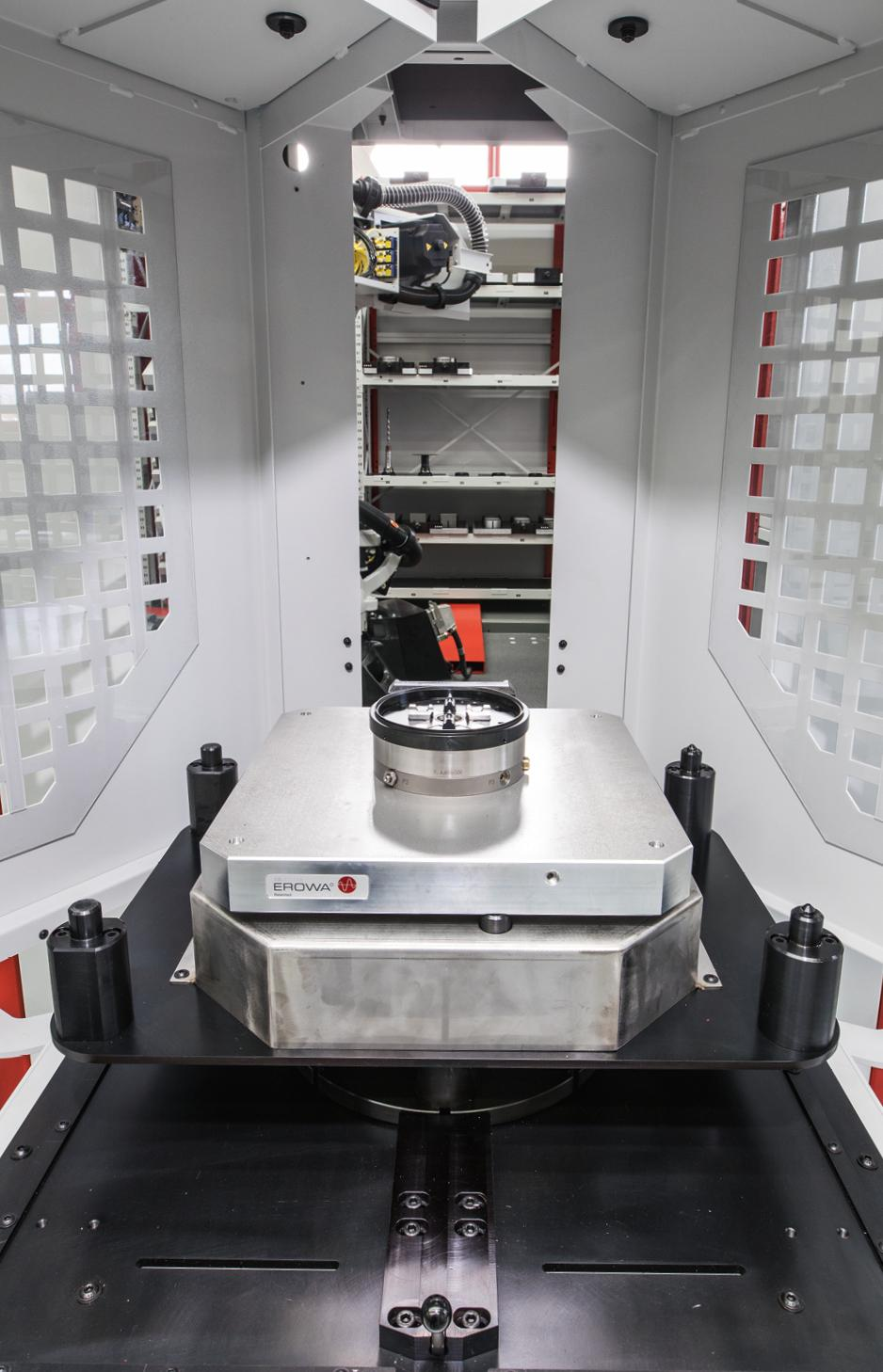 aerospace manufacturing machine supplier