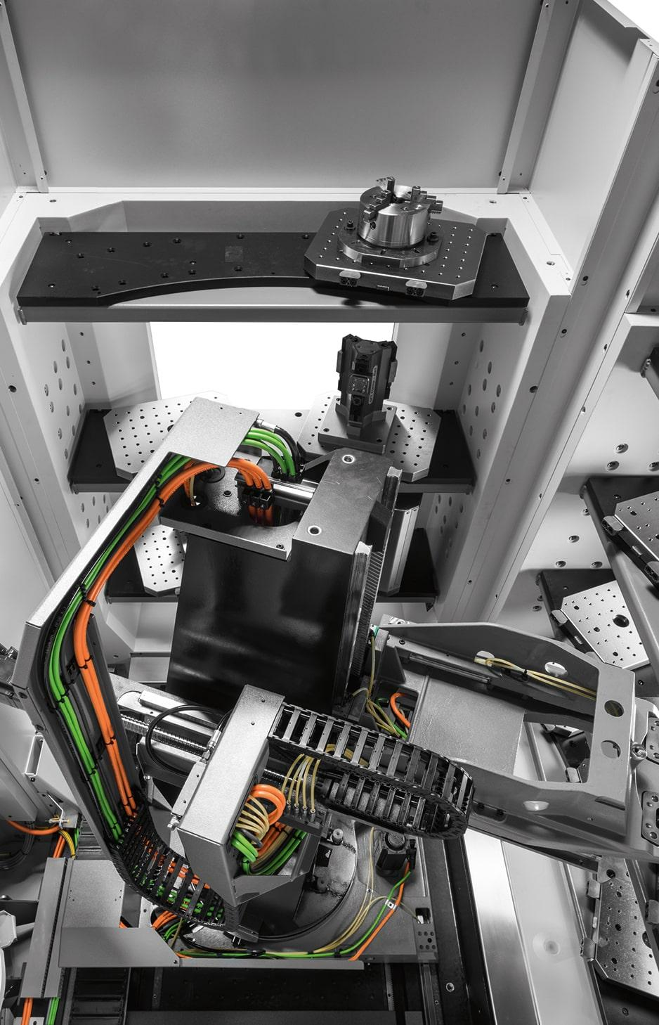 industrial robots in the aerospace industry